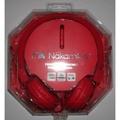Nakamichi on the Ear Headphones Nk850 Red - intl