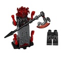 LEGO 樂高 瑪加將軍 含武器 附腳 單售人偶如圖 忍者系列 拆自 70625 Ninjago