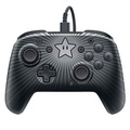 PDP Faceoff Wired Pro Controller for Nintendo Switch - Mario - Nintendo Switch - intl