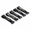 5PCS Banggood 220mm Battery Tie Down Strap for RC Drone
