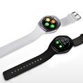 ㊝趣嘢㊝第3代W9藍芽觸控手錶 《IOS、安卓版》,支援LINE、FB提醒,可藍芽通話