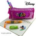 Disney迪士尼小熊維尼Winne the Pooh 筆袋化妝包-粉紅色
