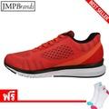 รองเท้าผู้ชาย REEBOK (รีบอค) BD4530,Print Run Smooth Ultraknit รองเท้าวิ่ง ,รองเท้ากีฬาผ้าใบ /สีแดง