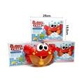 螃蟹泡泡機 洗澡沐浴音樂泡泡製造機 兒童洗澡戲水玩具抖音爆款玩水好夥伴 螃蟹泡泡機泡澡必備瘋狂泡泡機