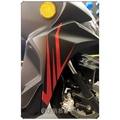彩貼藝匠 Racing 雷霆 S 150 前方下兩側拉線B05(多種顏色) 機車貼紙 彩貼 彩繪  車膜 遮傷 車殼