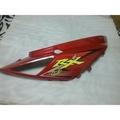 出清隨便賣 sym Rx110 原廠 右側殼 右邊殼 車殼 紅色