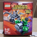 LEGO 76066 Super Heroes 綠巨人浩克 VS 奧創