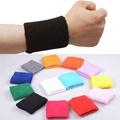 Wrist band Sweatband/Wrist guard/wrist band/wrist support/sports guard/protection/Cloth Cotton Wrist