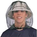 PUSH! 登山戶外用品 每平方英寸500個網孔的防蚊蟲紗網面罩