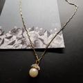 Cordate 小果實珍珠項鍊