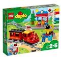 木木玩具 全新 樂高 LEGO 德寶 duplo 10874 火車 蒸氣列車