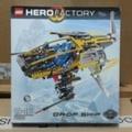 LEGO 7160 hero factory 英雄工廠 生化戰士 系列 運輸船