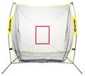 野球人生---EASTON 攜帶式 打擊投球練習網 二合一 棒球壘球 小型打擊網