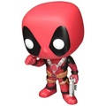 Funko Funko POP Marvel: Deadpool Thumbs Up Action Figure - intl