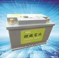 TRG 鋰鐵電池(汽車)鋰鐵電瓶 60A+外掛鋰電加速器 電瓶輔助馬力加大 合購一組 (興榮店)