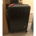 全新 America Tiger 黑色立體拉絲紋行李箱24吋(含運)