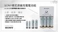 【SONY】原廠 3號低自放鎳氫充電電池 4入