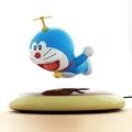 正版哆啦A夢磁懸浮飛行手辦叮當貓公仔女生生日禮物創意模型擺件