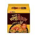 農心 韓式炸雞風味拌麵4入/袋