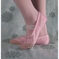 女孩瑜伽芭蕾舞練習貓爪五趾鞋