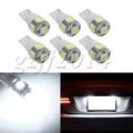 燈泡 LED燈泡 T10 5LED 牌照燈 汽車車燈 室內燈 車用LED 閱讀燈 LED 車頂燈