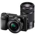 SONY A6000Y 雙鏡組 (公司貨) ILCE-6000Y 單眼相機 A6000 ★贈32G高速卡+座充+吹球清潔組+保護貼