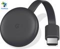 Google Chromecast 3 - 3rd Generation