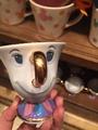 【真愛日本】15121800008 日本製樂園限定-經典瓷阿奇杯 日本正版迪士尼樂園東京限定 杯子 餐具 收藏 擺飾