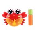 ἯҨⱣ 螃蟹泡泡機 + EVA水炮    洗澡螃蟹泡泡螃蟹吐泡泡機 泡泡螃蟹抖音歌曲玩具