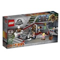[玩具e哥] 樂高LEGO 侏羅紀 侏羅紀世界 迅猛龍的追逐 75932