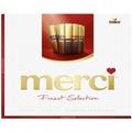 預購 朵拉德國代購 merci蜜思-盒裝巧克力(250g)