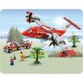 LEGO 4209 CITY 全新未拆 樂高積木 城市系列 飛機 樹 車 消防