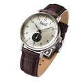 ARBUTUS ANALOG AR804SIF STAINLESS STEEL SILVER UNISEX WATCH