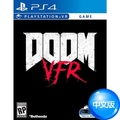 PS4 VR專用遊戲 毀滅戰士 VFR - 中英文合版