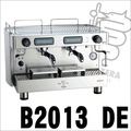 BEZZERA B2013 DE 營業用雙孔義式半自動咖啡機 220V (HG1028)