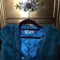 真兔毛罩衫/M號-全新樣品賠售/原價1980元