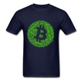 CRYPTO Creation Bitcoin Cash Revolution Hipster T-Shirts