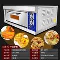 升級款/烤箱新茶夫定時烤箱商用一層二盤大型電烤箱 烘焙爐披薩蛋糕面包烤箱 時尚主義店 220v igo