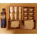 手作台灣丞漢-善解 櫻 茶具14件組 (茶壺 茶海 聞香杯6 茶杯6 )全新茶具組禮盒