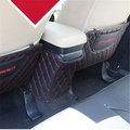 適用Mitsubishi 三菱 2013-2017款 OUTLANDER 歐藍德皮革座椅防踢墊中控保護墊座椅后保護墊