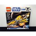 LEGO 全新未拆 7669 安納金 絕地星戰機 星際大戰