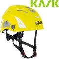KASK 高可見度岩盔/頭盔/安全帽/攀岩/溯溪/登山/攀樹/工作工程頭盔 Superplasma PL HI VIZ AHE00006 221 黃色