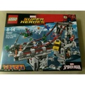 樂高 Lego 76057蜘蛛人場景