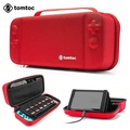 美國Tomtoc任天堂switch保護包主機配件ns硬殼收納包switch支架盒