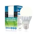 【億光】 LED燈11W 全電壓/廣角度/白光燈泡 3入