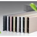 鋁合金踢腳線實木地板地腳線防水不銹鋼踢腳板地角線PVC地暖牆貼