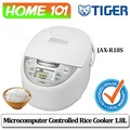 Tiger Microcomputer Controlled Rice Cooker 1.8L JAX-R18S