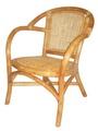 沙發凸底休閒藤椅