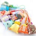 日本神社刺繡結繩御守香包手機吊飾/車用平安符(隨機出貨)