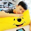 美麗大街【105101208】小熊維尼抱枕 娃娃 枕頭 午睡枕